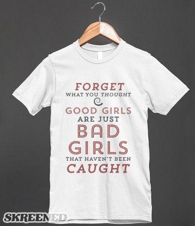 Funny Girl T Shirt Sayings