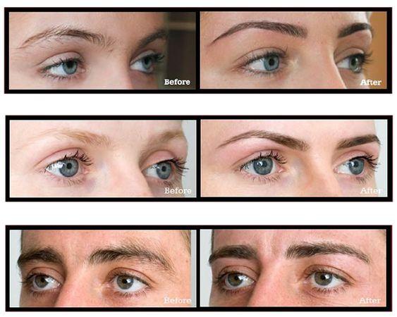 how to use eyebrow tint