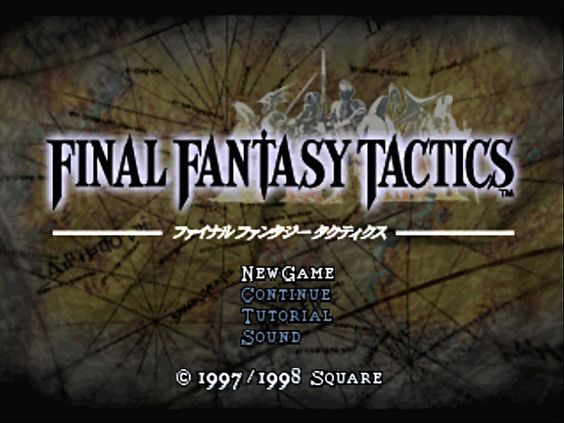Square's first Final Fantasy foray into the realm of the strategy RPG, Final Fantasy Tactics, has one foot in the future and one foot in the past.