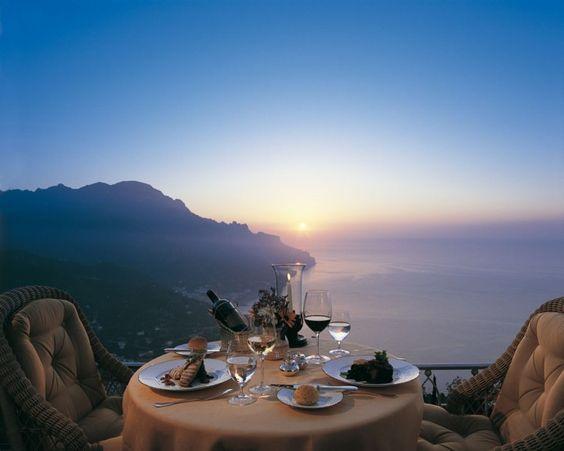 Diner Romantique - Bestof 30 photos de luxe du mois de Juillet - Luxury Design