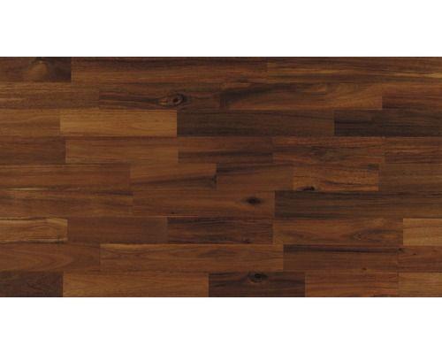 Leimholzplatte Akazie B C Geolt 800x200x18 Mm Holz