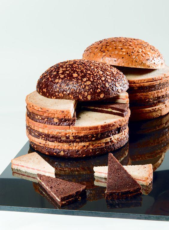 (3-26728) 2 x Party Brote gefüllt (zu 60 Stück) CHF 229.00