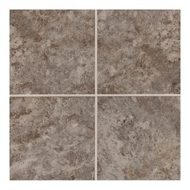 american olean 12 in x 12 in bellaire earth beige ceramic Lowe's Kitchen Classics Cabinets Lowe's Floor Coverings