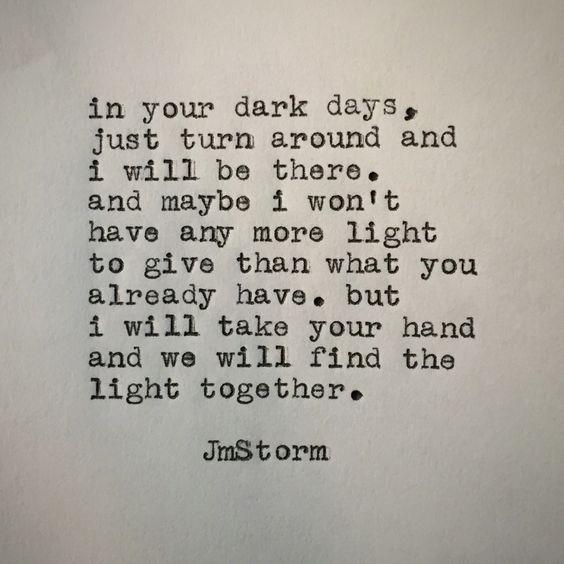Dark days|JmStorm:
