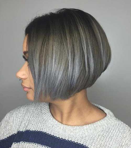 Nettes Kurzes Haar Schneidet 14 Haarschnitt Kurz Haarfarben Haarschnitt