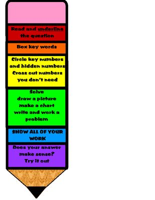 Words Colors And Problem Solving On Pinterest