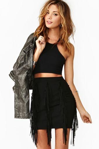 Nastygal Skirt