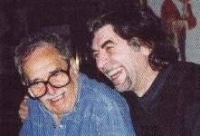 La mejor foto del maldito universo el Gabo y Joaquín