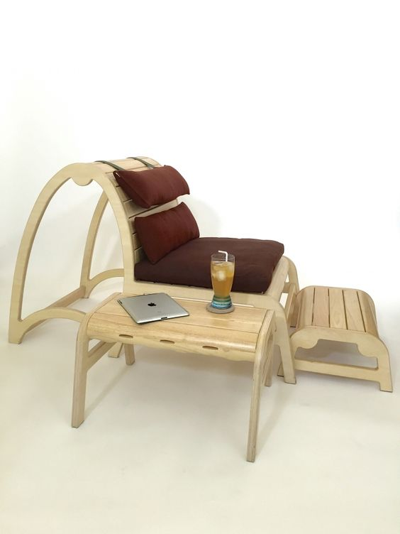 Premium Bhoga Infinity Chair Set