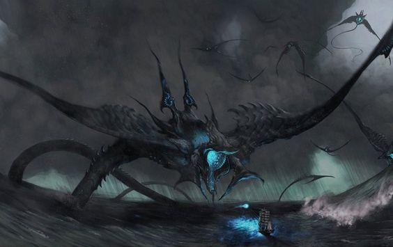 Fantasy creatures   ASCEND-TO-OBLIVION.BLOGSPOT.COM: WALLPAPERS: CREATURES Fantasy Creatures  #Fantasy #Creatures