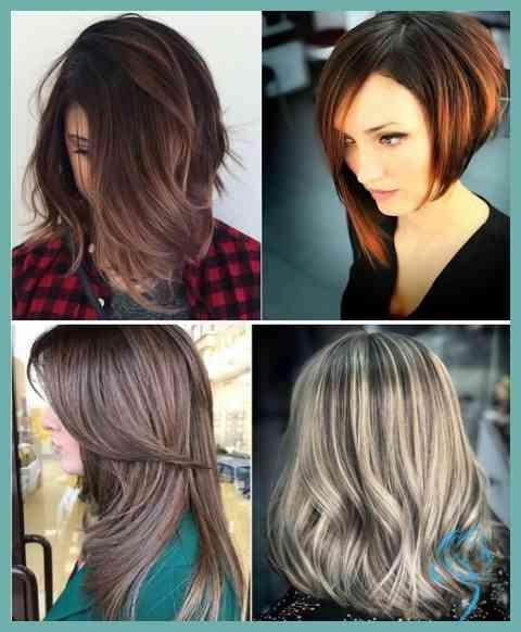 Modische Haarschnitte 2019 Damen Frisuren Modische Frisuren Frauen Frisuren Locken Kurzhaarfrisuren