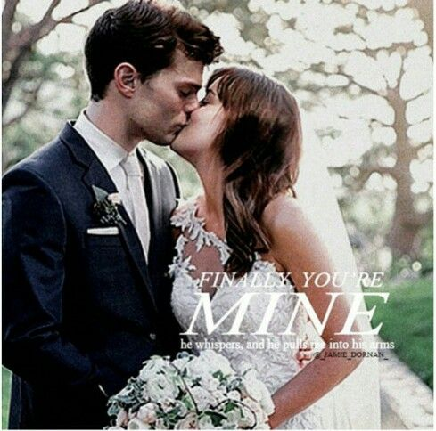 Fifty Shades Freed Ana And Christian S Wedding Fifty Shades Of Obsessed Pinterest Wedding