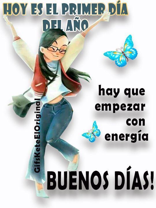 Pin De Anselma Merino En Cabello Y Belleza Felicitaciones De Año Nuevo Postales De Buenos Dias Memes De Buenos Dias