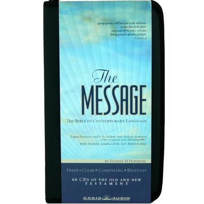Bible - The Message
