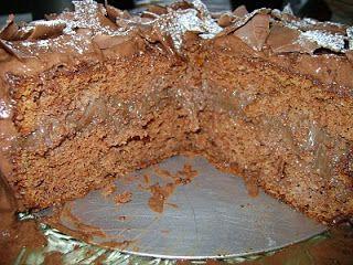 Eu Comeria Isso!: Bolo Mousse de Brigadeiro