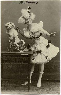 Vintage Circus Freaks 48