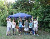 Summer Fun Family Luau & Tiki Run Wendell, NC #Kids #Events