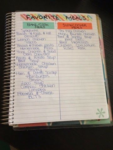 The Wheelhouse: How to Use Notes Pages in Erin Condren Life Planner