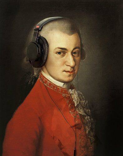 Modern Classic Mozart In 2020 Modern Portraits Music Cover Photos Music Painting