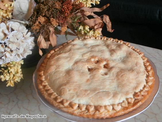 Tartas de manzana, Empanadas and Manzanas on Pinterest
