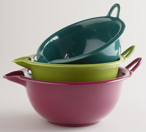 Global table adventure is giving away these beautiful mixing bowls!
