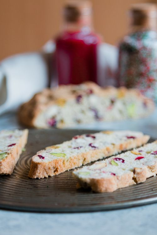 Fekkas - Moroccan Biscotti — My Moroccan Food