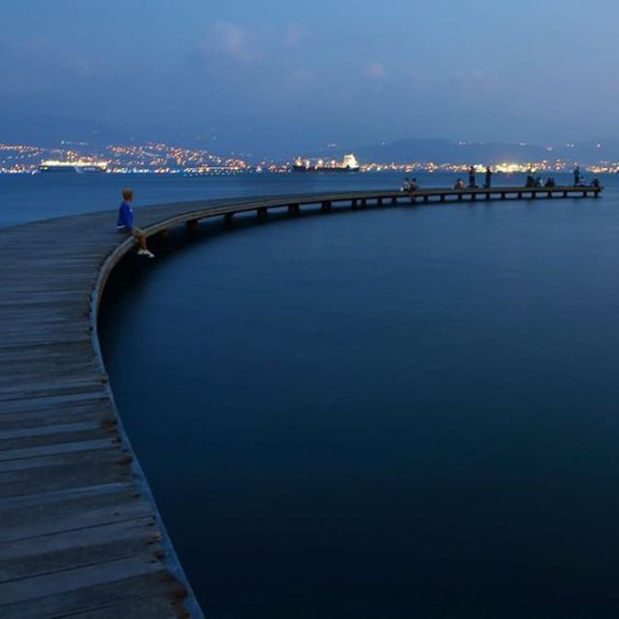 Seka Park İzmit#iyigeceler #gnight Photo taken by @abtekin  by bihterelis