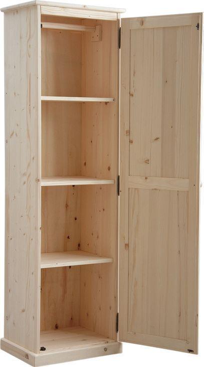 armoire bois brut armoire en bois brut