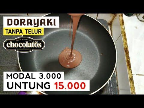Resep Dorayaki Chocolatos Tanpa Telur Modal Rp 3000 Anti Gagal Youtube Resep Variasi Makanan Ide Makanan