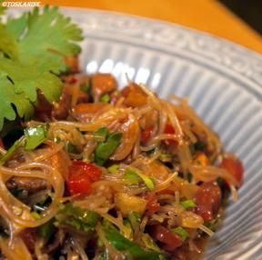 Thailändischer Glasnudelsalat Rezept - Rezepte kochen - kochbar.de - mobil