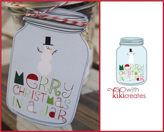 cute printables and ideas for neighbor gifts