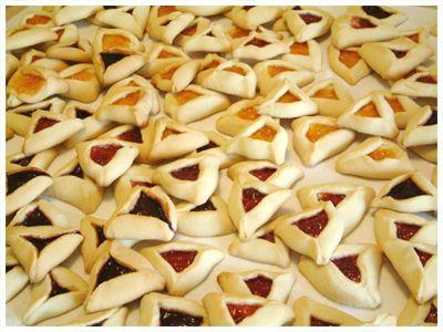 Recipe for Hamentaschen : Purim - Netglimse.com