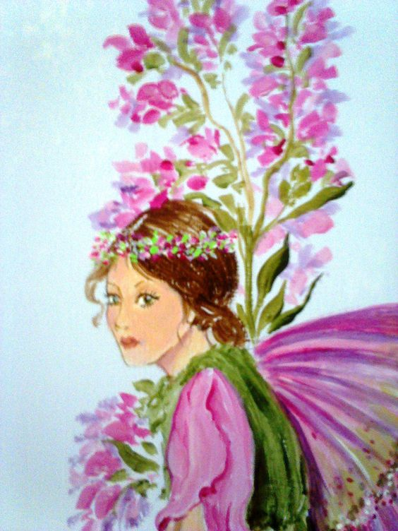 fatine fiori-particolare- Cristina Lissiotto