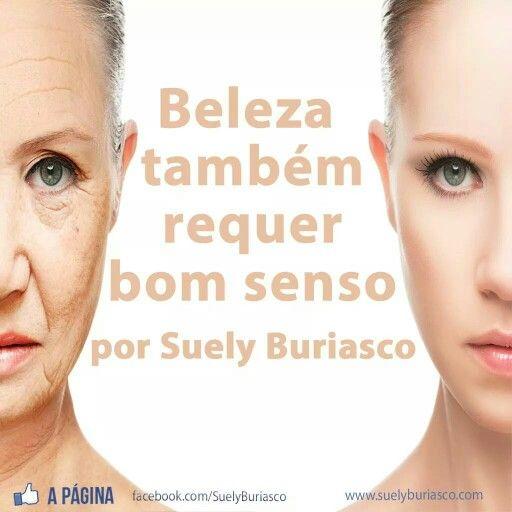 E quando a beleza ultrapassa os limites do bom senso? Escrevi sobre isso no blog http://www.suelyburiasco.com.br/?p=18148