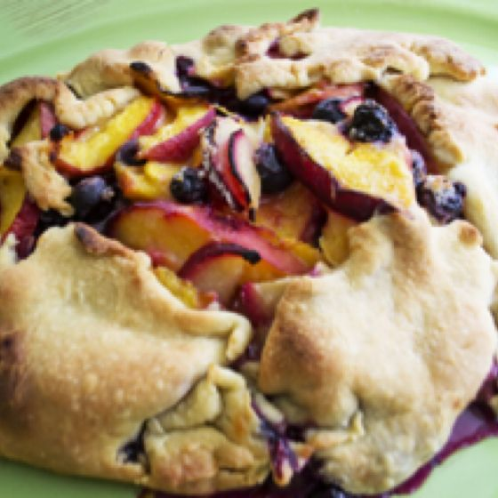 Summer Fruit Crostata Recipe Pastries Ina Garten And