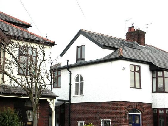 Dormers On A Hipped Roof Hip End Dormer Hipped Roof Extension Hip End Conversions Source Hip Roof Flat Roof Extension House Exterior