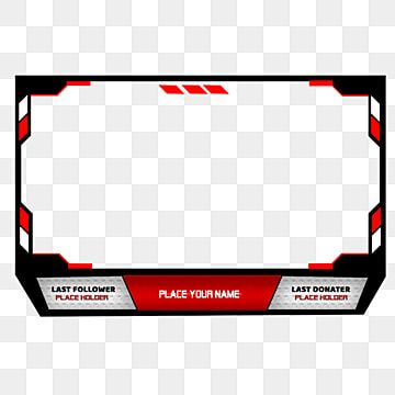Twitch Live Streaming Oerlay Face Border Border Clipart Gameui Livestream Png Transparent Clipart Image And Psd File For Free Download Logo Design Free Templates Overlays Overlays Transparent