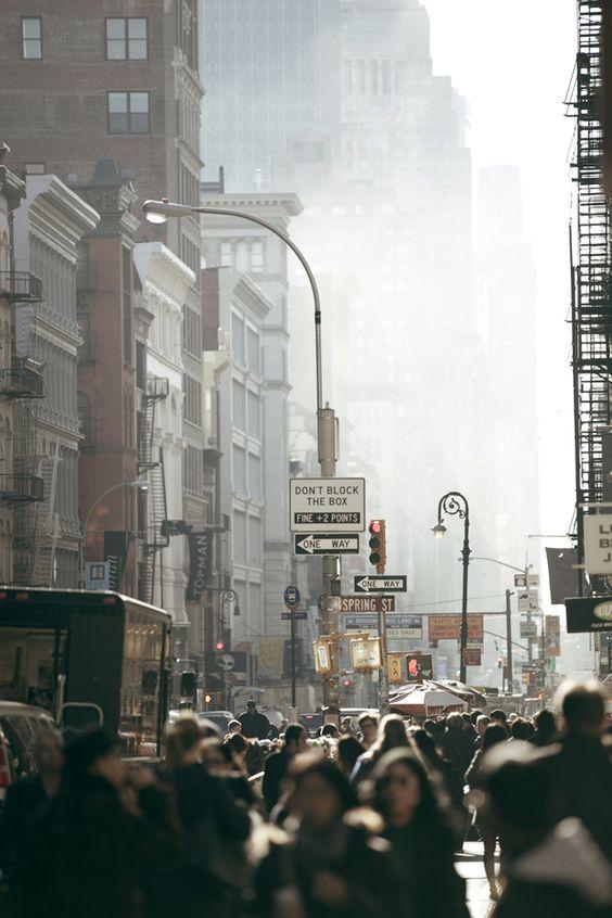 NYC SOHO - Glen Allsop