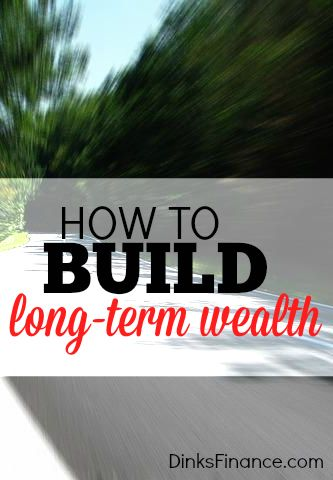 how to build wealth in 5 years