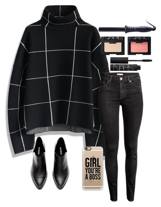 """""""AHHHHH RTD!!!"""" by ittybittyrsunshine ❤ liked on Polyvore featuring Chicwish, NARS Cosmetics, Sultra and Casetify"""