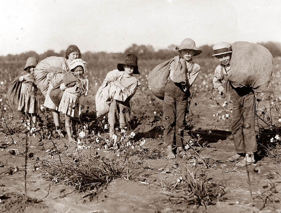 Irish slavery in America pre 1800's