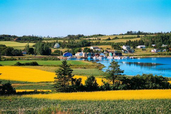 Charlottetown-Isla Príncipe Eduardo-Canadá