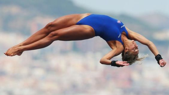 Tonia Couch believes she can end Britain's 56-year wait for a women's Olympic diving medal at Rio 2016.