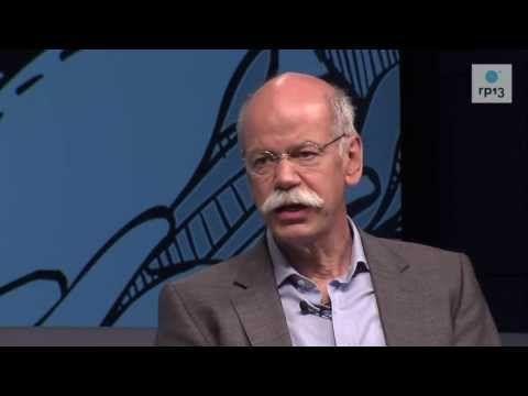 re:publica 2013 - Dieter Zetsche, Martin Randelhoff: Das vernetzte Auto -- wie verändert sich unsere - YouTube