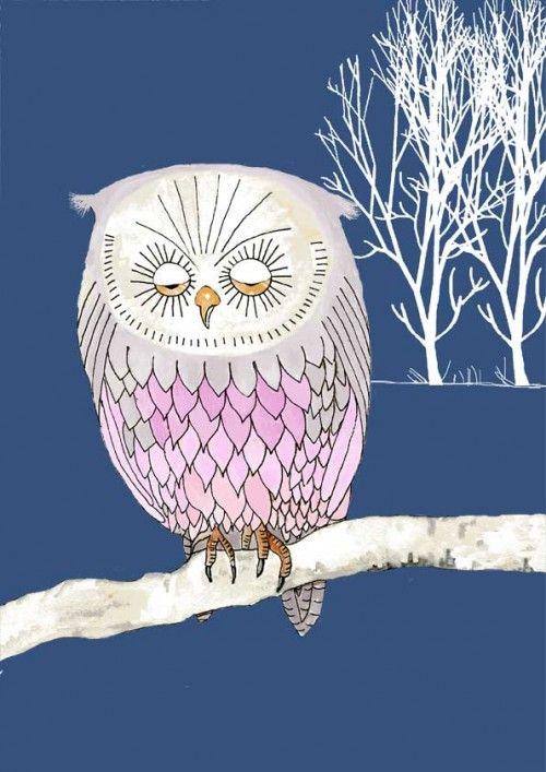 owl obsessed