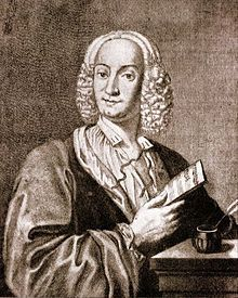 Antonio Vivaldi, compositeur italien (° 4 mars 1678).