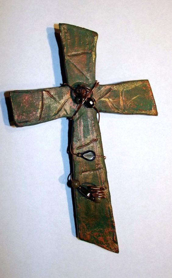 Clay Cross Crosses Pinterest Clay And Crosses