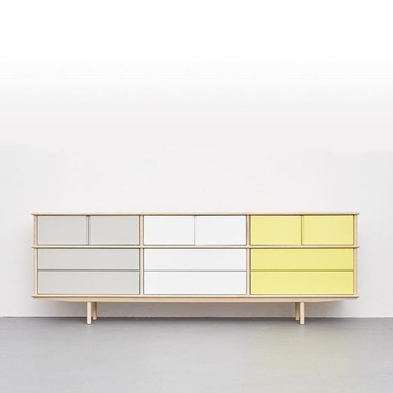 Elegant, minimal, and customizable.  Splitter, the sideboard by @neuvonfrisch thanks to the variety of new accessories like sliding doors, drawers, double doors, can be easily adapted to any space.  Find more on Archiproducts.com _ #archiproducts #design #archilovers #d_signers #instahome #instadesign #homedesign#interiordesign #architecture #decor #architect #interieur #interiør #designlovers#interiordesigner #interiorarchitecture #interiors #moderndesign #interiordecor#interiordecoration…