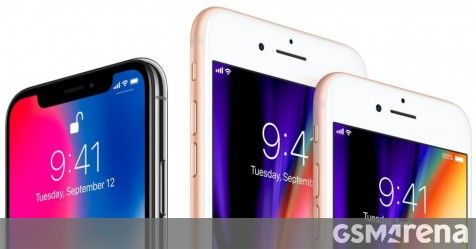 Verizon Starts Buy One Get One 699 Off Deal On Iphone X And Iphone 8 On Monday Iphones For Sale Phone First Iphone