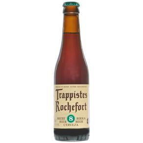 Cerveja Belga Belgian Strong Ale Rochefort 8 330ml